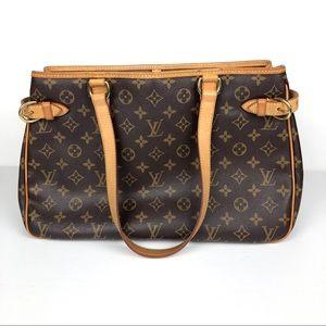 Louis Vuitton Batignolles Horizontal Tote Bag